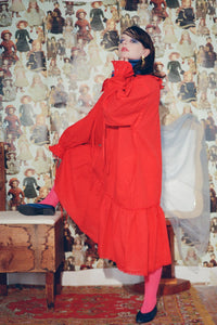 LIMI DRESS IN RED