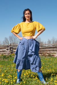 ROSA SKIRT - Town Clothes