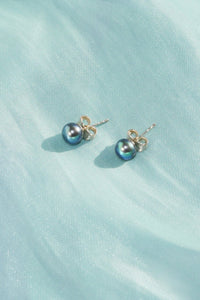 SINGLE BALL EARRINGS