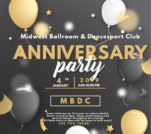 MBDC Anniversary Celebration January 4th