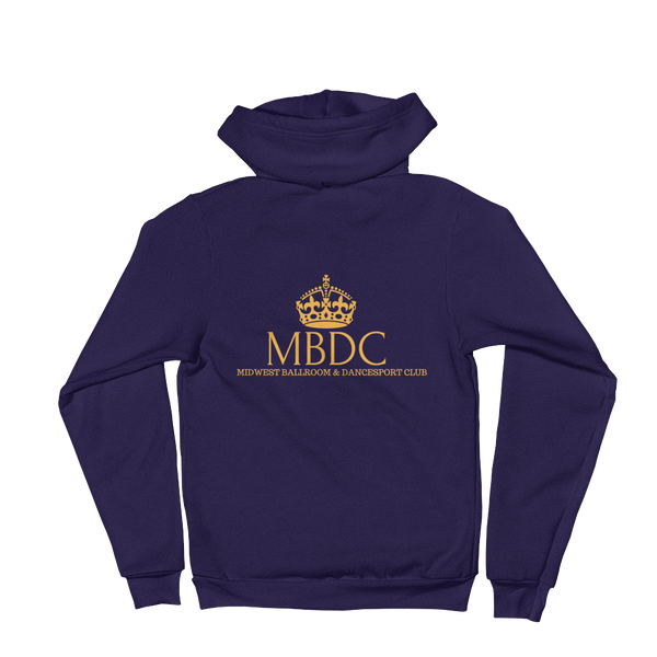 MBDC Hoodie Sweater - Danceport