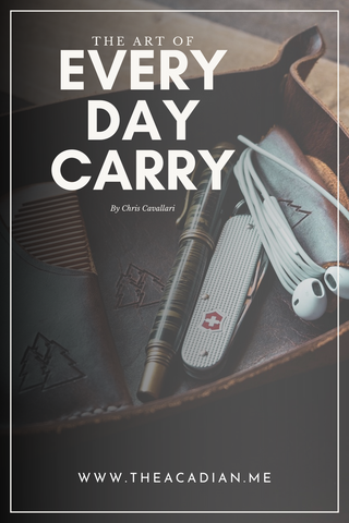 The art of everyday carry