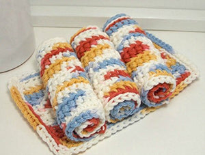 Coolest 16 Cotton Dish Cloths