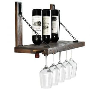 For the wine lovers from amateurs to connoisseurs, you need to get the best wall mount wine rack that will safely keep all your wines