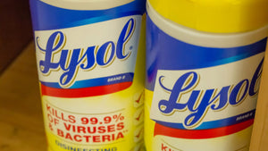 How To Use Lysol Wipes Correctly