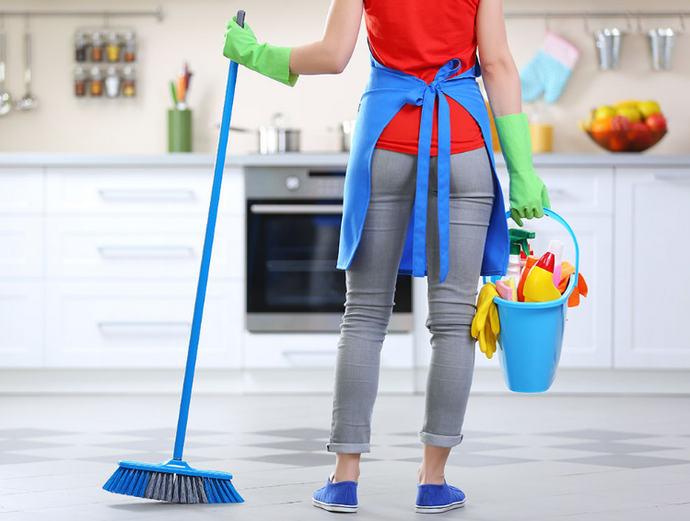5 Top Tips To Clean Your House
