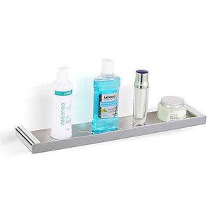 DIDIDD Shelf-Crw Stainless Steel Wall Mounted Bathroom Shelves