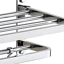 Tower Hanger- Towel Bar Cool Contemporary Stainless Steel/Iron 1Pc Double Wall Mounted