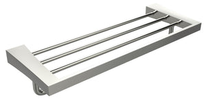 Products american imaginations ai 888 3058 24 in multi rod towel rack in chrome