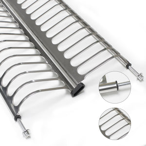 Kitchen probrico stainless steel dish drying rack for the cabinet 900mm