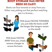Best boot butler standing boot rack as seen on rachael ray clean up your floor protect your boots 5 pair stand organizer shaper tree