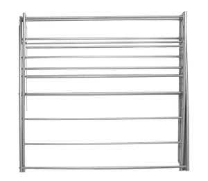 Purchase ybm home 2 tier deluxe foldable clothes steel drying rack 1622 11