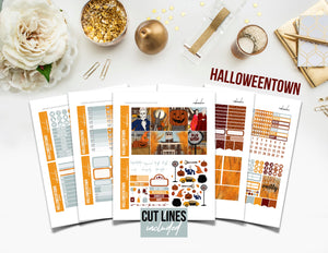 HALLOWEENTOWN Weekly Kit