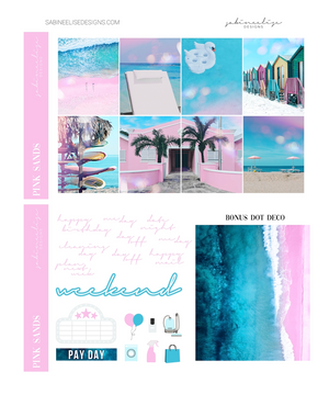 PINK SANDS Weekly Kit