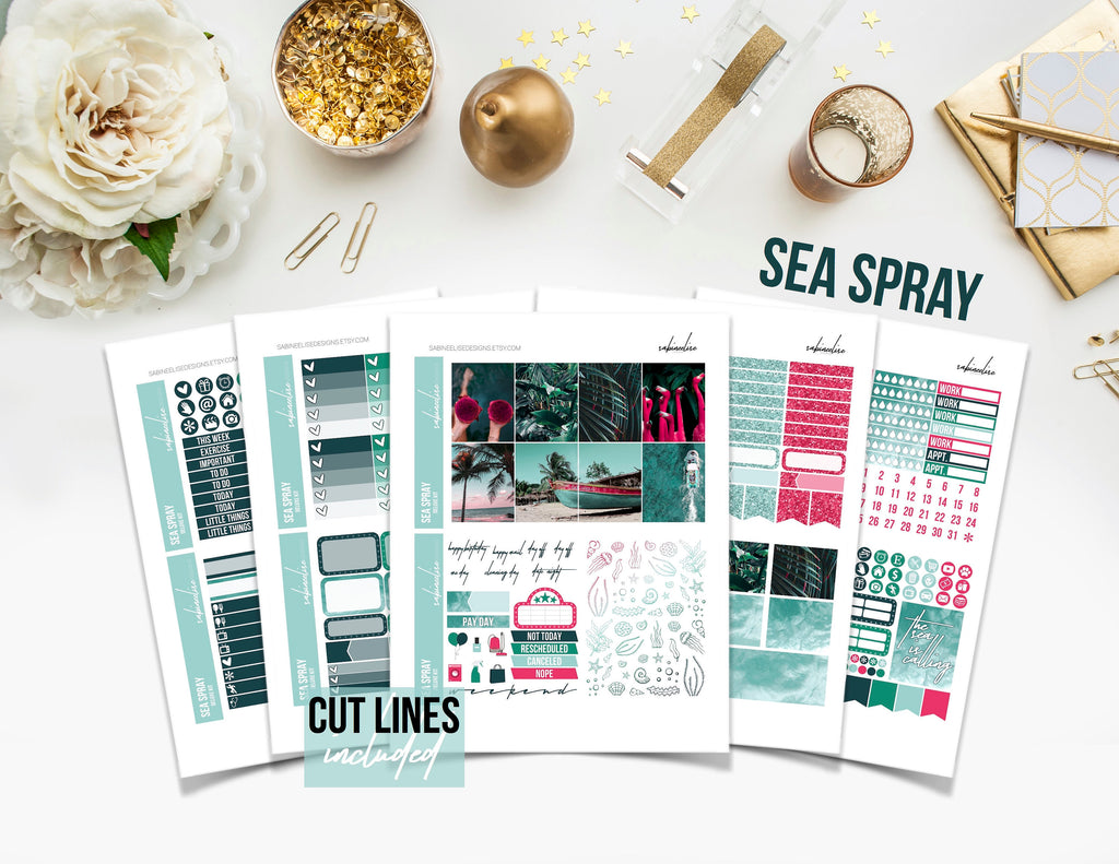 SEA SPRAY Weekly Kit