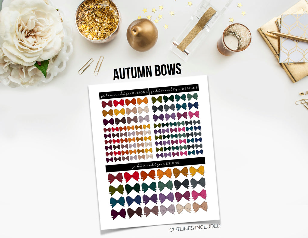 AUTUMN BOWS