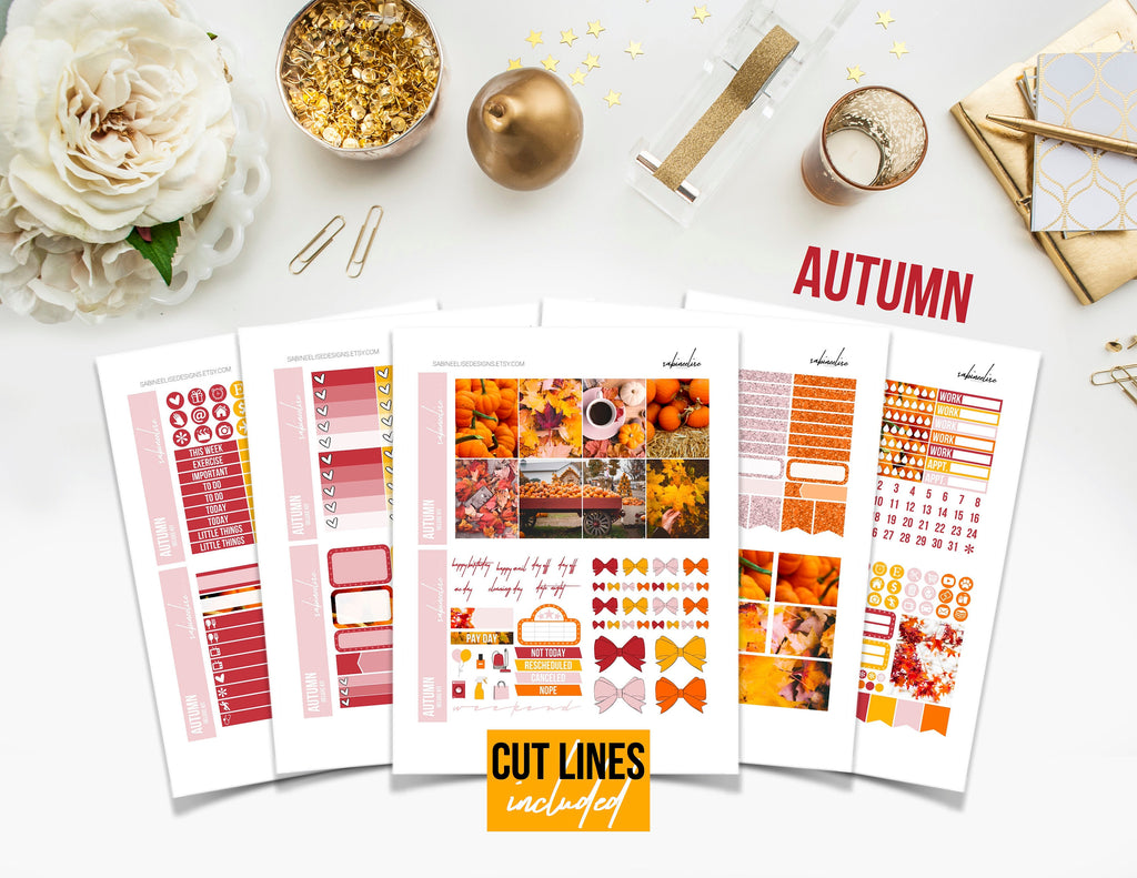 AUTUMN Weekly Kit