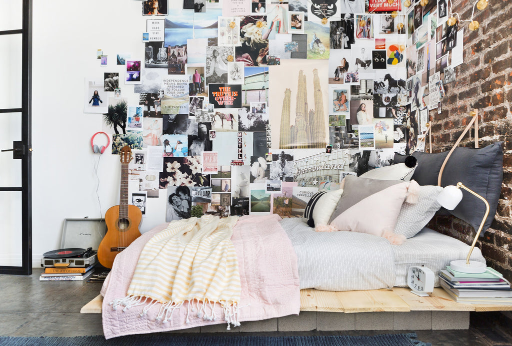 "We're Designing Our ""Dream"" Dorm Rooms If We Could Go Back (+ College Dorm Survival Tips)"