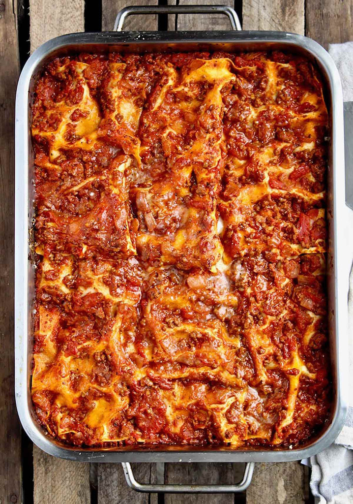 The Pioneer Woman's (and Charlie's) Favorite Lasagna