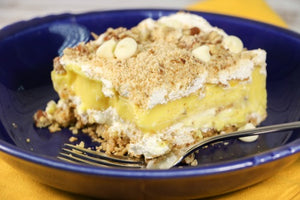 Quick and Easy Vanilla Dessert Lasagna