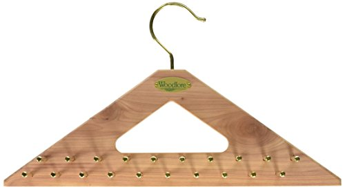 Woodlore Tie Hanger Up to 40 Ties