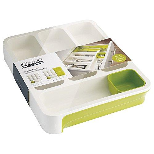 "Joseph Joseph 14In ""Drawersore"" Cutlery Tray, Multicolor"