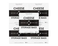 Best formaticum collection cheese storage bags 75 food storage bags 50 and cheese storage paper with adhesive labels 75