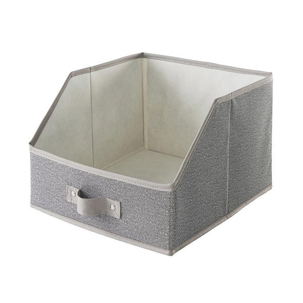 Large Easy-View Bin Drawer Use with Closet Organizers - Harmony Twill Collection - Style 7753