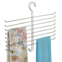 Save on interdesign classico spine scarf closet organizer hanger set of 2 holder
