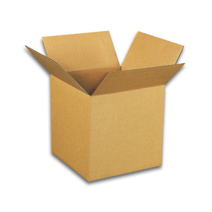 "6 x 6 x 6"" Corrugated Boxes"
