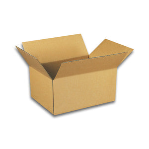 "7 x 7 x 6"" Corrugated Boxes"