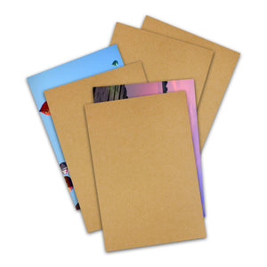 "5 1/2 x 7"" Chipboard Pads - .022"" thick"