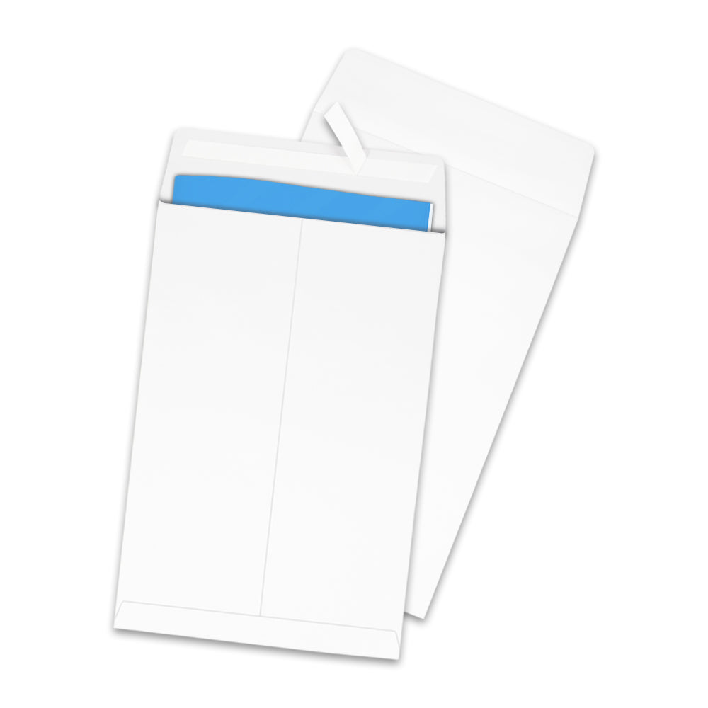 Self-Seal Envelopes - White, 9 x 12