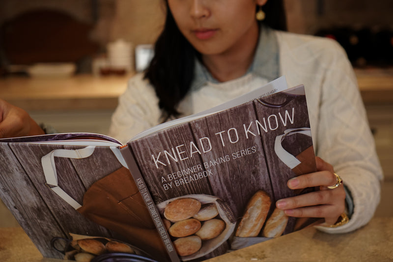 Knead to Know Beginner Cookbook