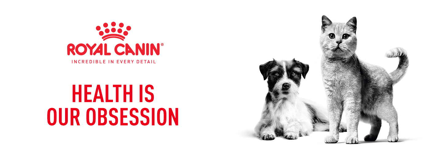 Royal Canin health is our obsession