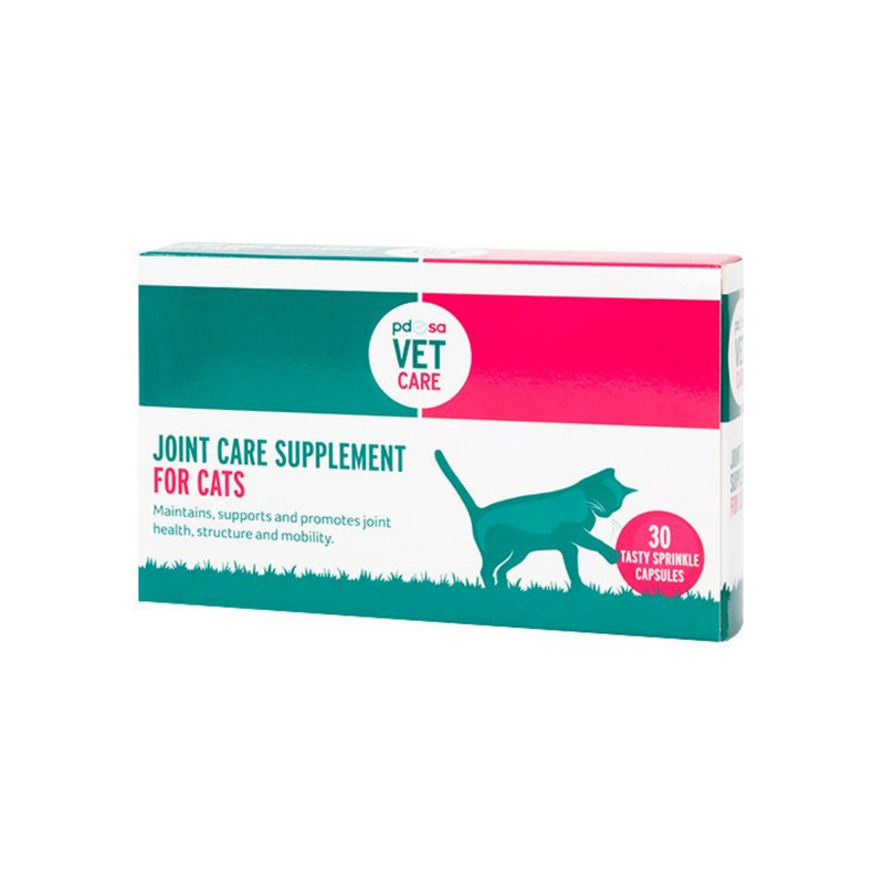 Vet Care Joint Care Cats - 60 capsules