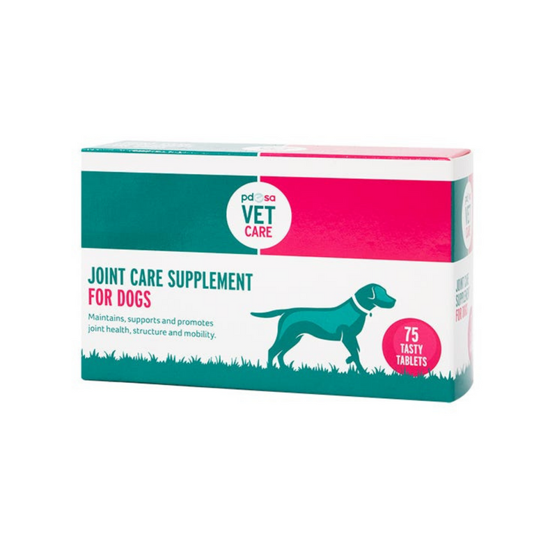 PDSA Vet Care Joint Supplement Dogs