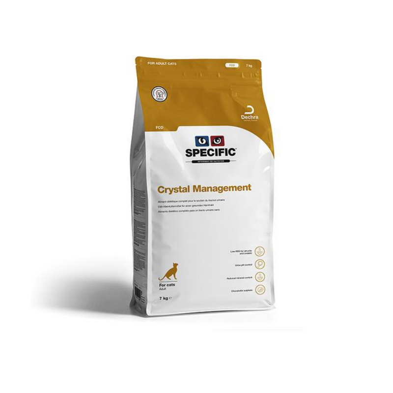 Specific FCD | Crystal Management Cat Food