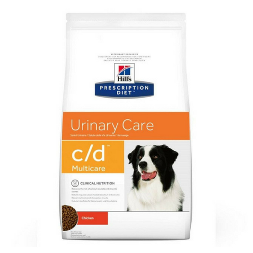 Hill's Prescription Diet c/d Multicare Urinary Dog Food-Dog Food-PDSA Pet & Gift Store
