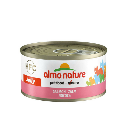 Almo Nature Salmon Cat Food - PDSA Pet Store