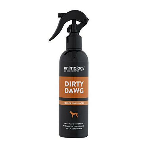 Animology Dirty Dawg No Rinse Dog Shampoo - PDSA Pet Store