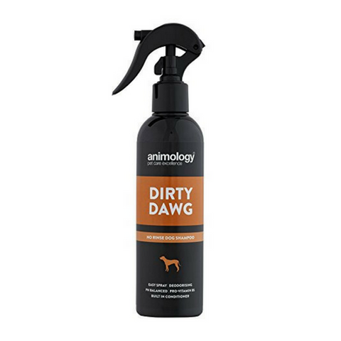 Animology Dirty Dawg No Rinse Dog Shampoo-Dog Shampoo-PDSA Pet & Gift Store