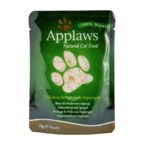 Applaws Chicken Breast and Asparagus Adult Cat Food