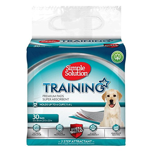 Simple Solution Puppy Training Pads - PDSA Pet Store