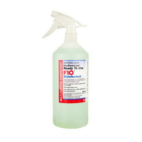 F10 Ready To Use Disinfectant-Disinfectant Spray-PDSA Pet & Gift Store