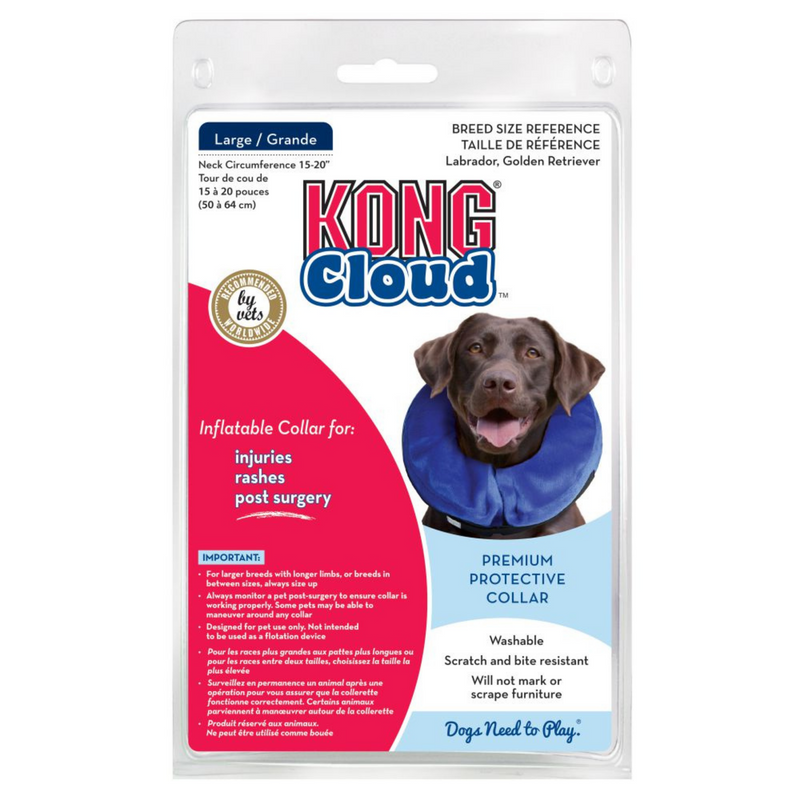 Kong Cloud Inflatable Collar