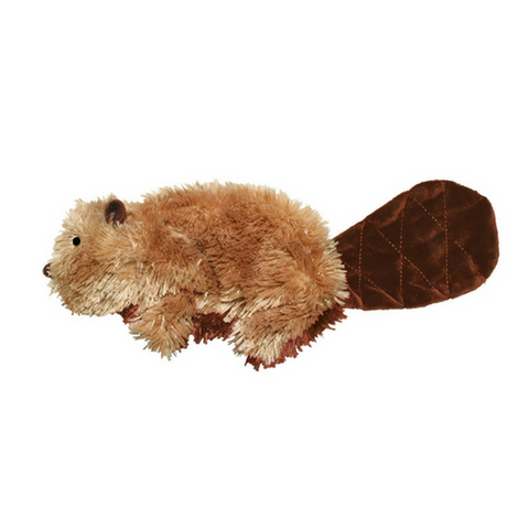 Kong Dr Noys Toy Beaver-Catnip Toy-PDSA Pet & Gift Store