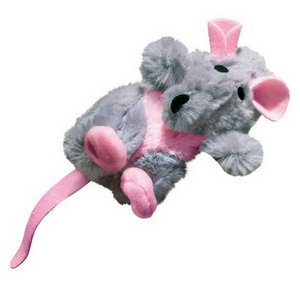 Kong Dr Noys Toy Rat-Dog Toys-PDSA Pet & Gift Store