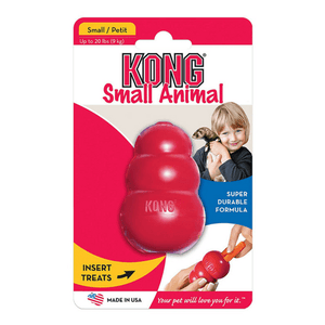 Kong Small Animal-Dog Toys-PDSA Pet & Gift Store