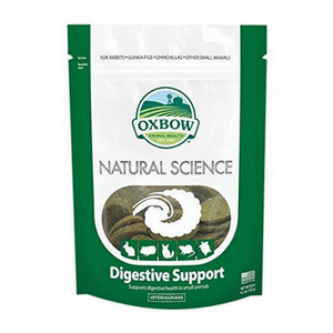 Oxbow Natural Science Digestive Support Tablets - PDSA Pet Store
